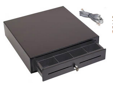 Cash Drawer Connected To Thermal Printer