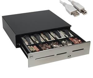 Cash Drawer - MMF USB Electronic (18 Inch)